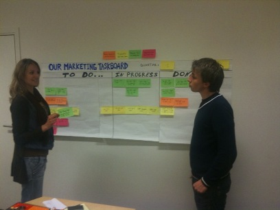 AgileMarketing-The Daily Scrum