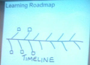 Learning Roadmap: What a good idea!
