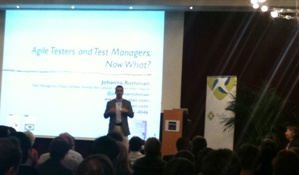 Agile Test Managers Keynote